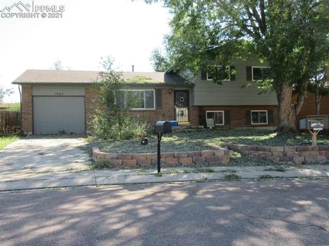 1925 Mineola Street, Colorado Springs, CO 80915 (#7759732) :: The Treasure Davis Team   eXp Realty