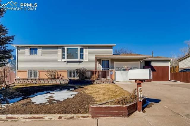 617 Catalina Drive, Colorado Springs, CO 80906 (#7764883) :: The Scott Futa Home Team