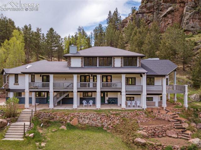 253 Bernard Creek Drive, Florissant, CO 80816 (#7768260) :: 8z Real Estate