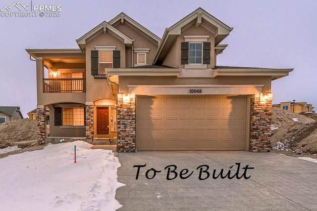 10059 Hannaway Drive, Colorado Springs, CO 80924 (#7769791) :: Tommy Daly Home Team