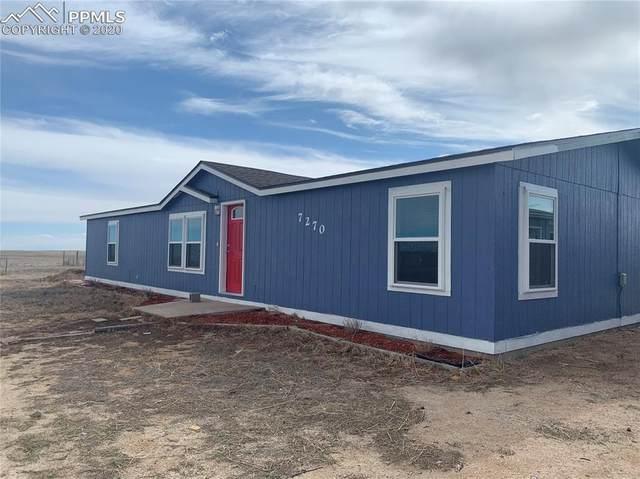 7270 S Yoder Road, Yoder, CO 80864 (#7770233) :: 8z Real Estate