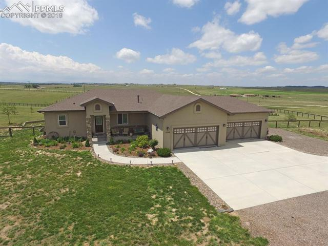 17110 Papago Way, Colorado Springs, CO 80908 (#7774129) :: Action Team Realty