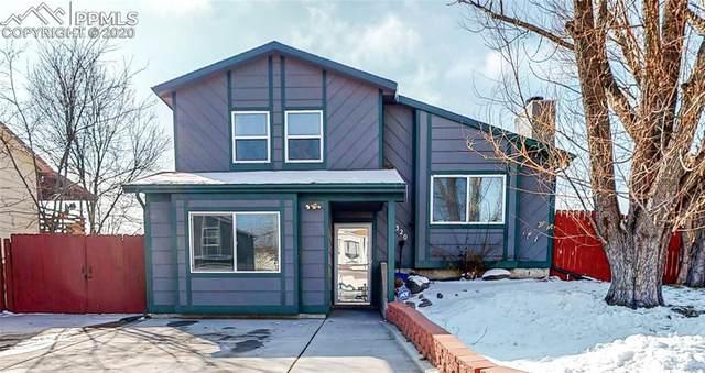 3320 Galleria Terrace, Colorado Springs, CO 80916 (#7774862) :: The Peak Properties Group