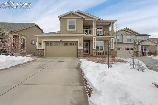 9123 Lizard Rock Trail, Colorado Springs, CO 80924 (#7775927) :: Finch & Gable Real Estate Co.