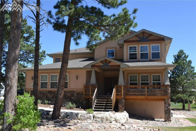993 Greenland Forest Drive, Monument, CO 80132 (#7776000) :: The Hunstiger Team
