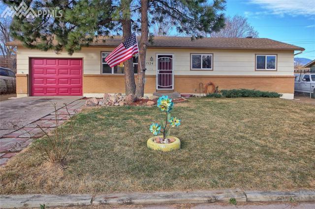 1524 Willshire Drive, Colorado Springs, CO 80906 (#7777679) :: Jason Daniels & Associates at RE/MAX Millennium