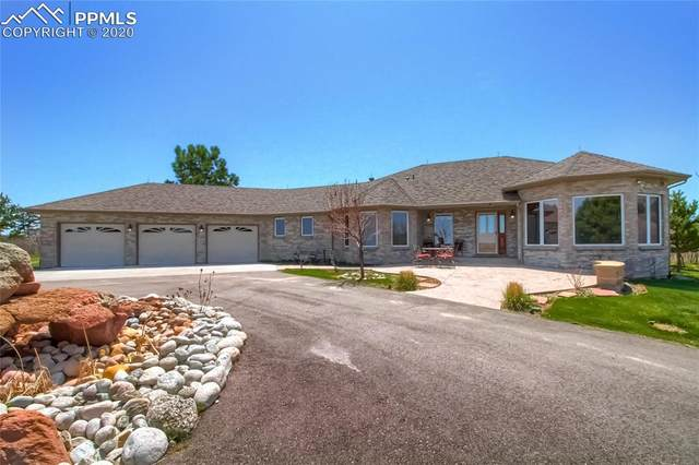 1524 Colt Circle, Castle Rock, CO 80109 (#7778014) :: Tommy Daly Home Team