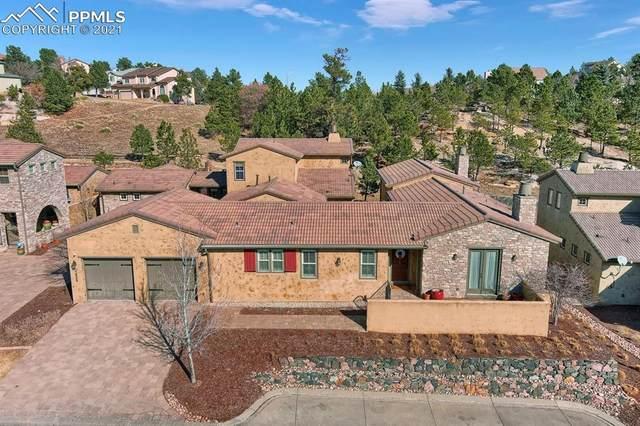 1922 La Bellezza Grove, Colorado Springs, CO 80919 (#7779682) :: Finch & Gable Real Estate Co.