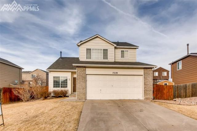 7229 Mineral Wells Drive, Colorado Springs, CO 80923 (#7780600) :: The Hunstiger Team