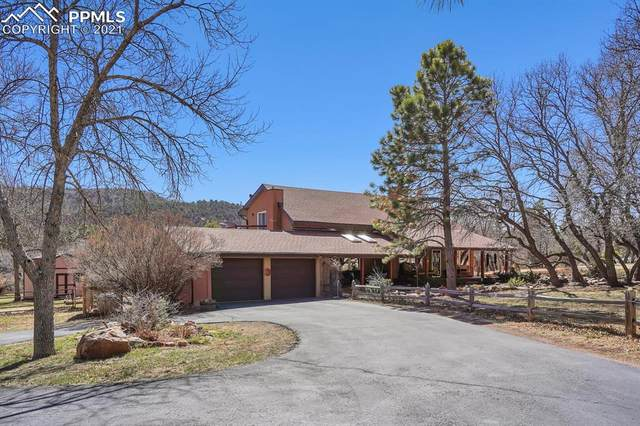 11525 Valle Verde Drive, Colorado Springs, CO 80926 (#7782195) :: Venterra Real Estate LLC