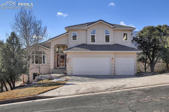 4225 Round Rock Court, Colorado Springs, CO 80904 (#7782345) :: The Treasure Davis Team