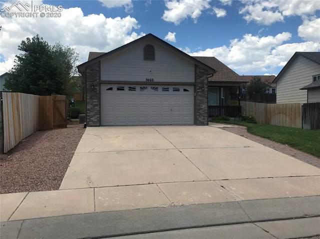 7460 Silver Bow Drive, Colorado Springs, CO 80925 (#7783382) :: Action Team Realty