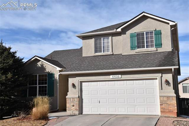 4426 Centerville Drive, Colorado Springs, CO 80922 (#7784384) :: Action Team Realty
