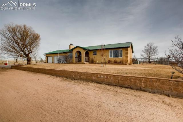 22655 Jones Road, Calhan, CO 80808 (#7786514) :: The Dunfee Group - powered by eXp Realty