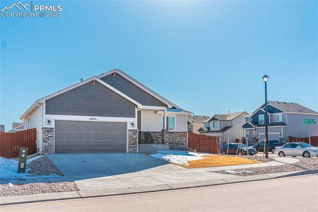 10074 Morning Vista Drive, Peyton, CO 80831 (#7788234) :: The Scott Futa Home Team