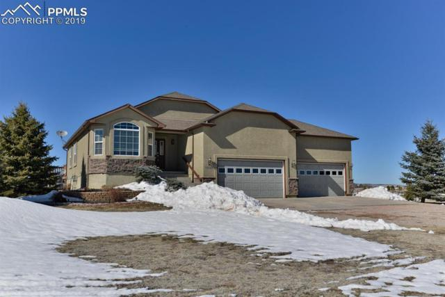 16191 Prairie Vista Lane, Peyton, CO 80831 (#7788592) :: The Hunstiger Team