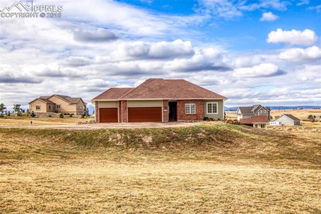 18150 Bar X Road, Colorado Springs, CO 80908 (#7789658) :: Venterra Real Estate LLC