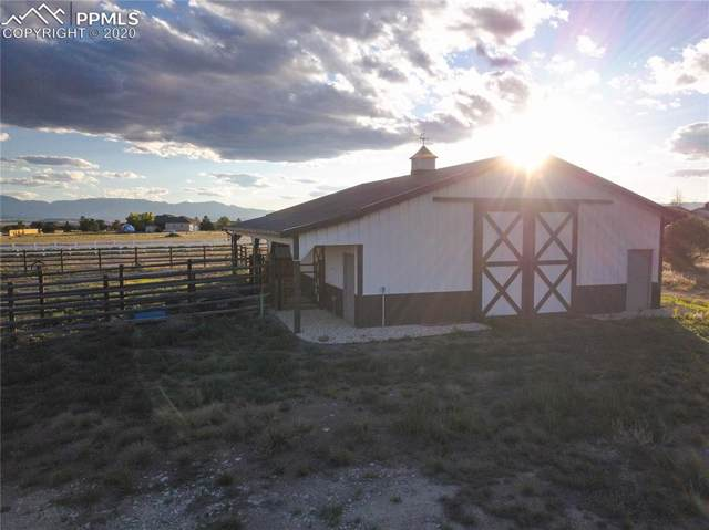 249 Top Notch Trail, Penrose, CO 81240 (#7789848) :: The Treasure Davis Team