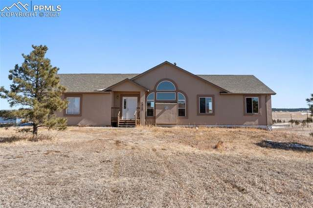 16735 Forest Green Terrace, Elbert, CO 80106 (#7793062) :: Action Team Realty