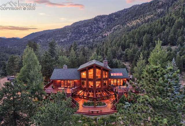 8686 N St Vrain Drive, Lyons, CO 80540 (#7794315) :: Tommy Daly Home Team
