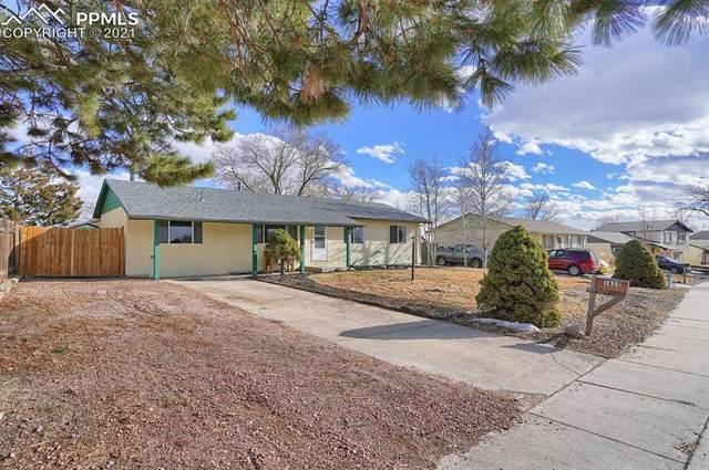 1615 Tahlequah Drive, Colorado Springs, CO 80915 (#7794391) :: The Harling Team @ HomeSmart