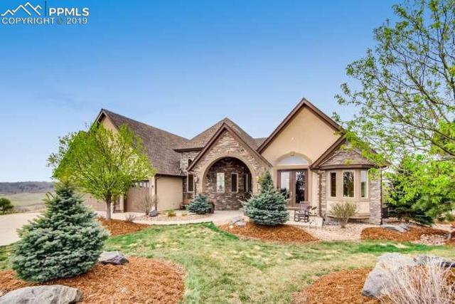 3250 Nellies Way, Castle Rock, CO 80104 (#7794666) :: The Kibler Group