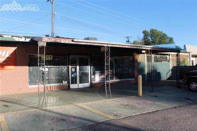 2303 N Weber Street, Colorado Springs, CO 80907 (#7795157) :: The Hunstiger Team