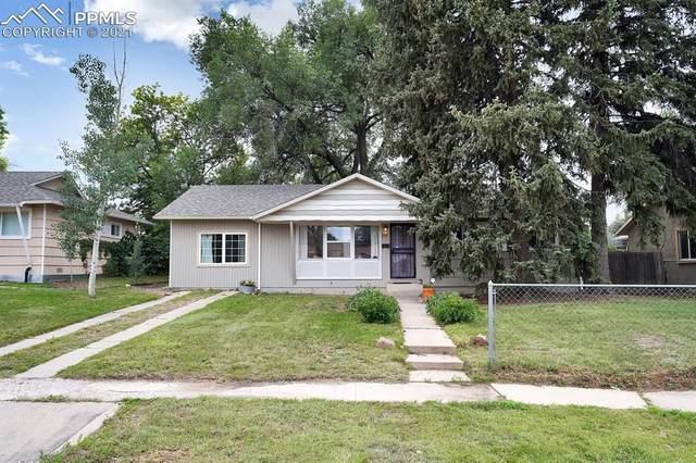 2565 E Caramillo Street, Colorado Springs, CO 80909 (#7796467) :: Re/Max Structure