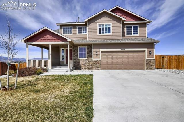 6228 Marilee Way, Colorado Springs, CO 80911 (#7799538) :: Tommy Daly Home Team