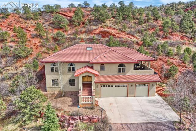48 Puma Path, Manitou Springs, CO 80829 (#7802352) :: Perfect Properties powered by HomeTrackR
