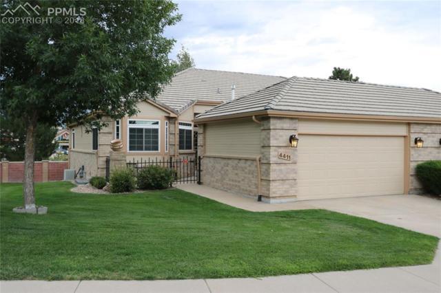 4411 Songglen Circle, Colorado Springs, CO 80906 (#7803894) :: The Hunstiger Team