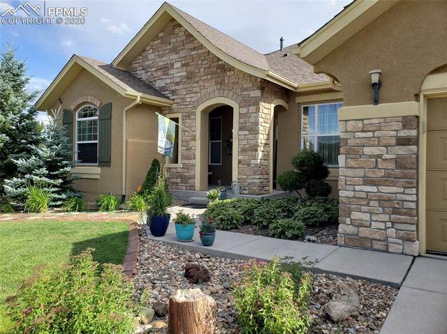 4891 Alberta Falls Way, Colorado Springs, CO 80924 (#7805840) :: The Treasure Davis Team