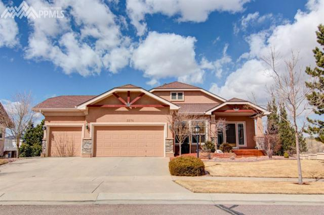 3376 Silver Pine Trail, Colorado Springs, CO 80920 (#7805970) :: Jason Daniels & Associates at RE/MAX Millennium