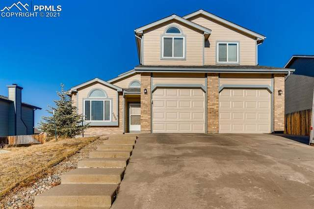 4580 Squirreltail Drive, Colorado Springs, CO 80920 (#7806133) :: The Daniels Team
