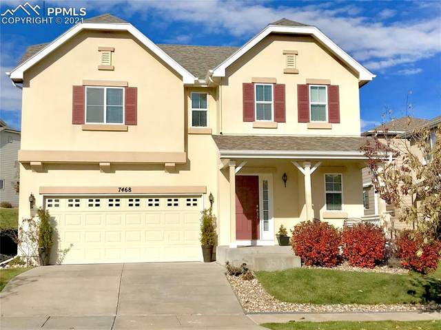 7468 Forest Falcon View, Colorado Springs, CO 80922 (#7807180) :: The Dixon Group