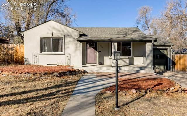 124 N Sheridan Avenue, Colorado Springs, CO 80909 (#7809646) :: The Kibler Group