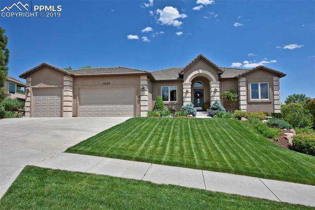 4255 Saddle Rock Road, Colorado Springs, CO 80918 (#7809751) :: The Treasure Davis Team