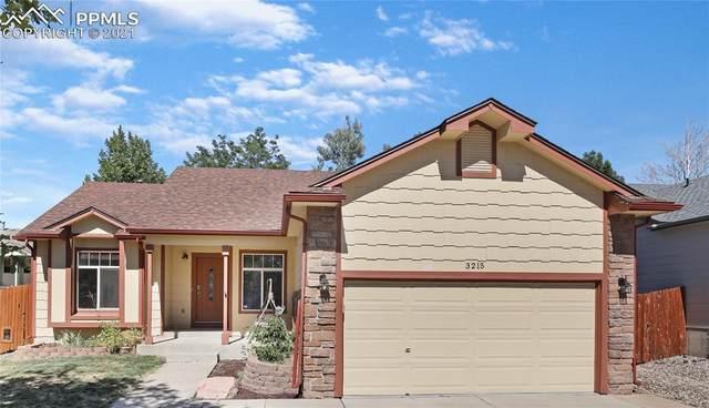 3215 Pony Tracks Drive, Colorado Springs, CO 80922 (#7810744) :: Tommy Daly Home Team