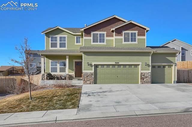 7680 Bonterra Lane, Colorado Springs, CO 80925 (#7811777) :: Venterra Real Estate LLC