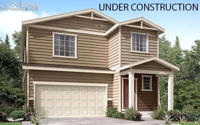 3473 Evening Place, Castle Rock, CO 80109 (#7812790) :: 8z Real Estate