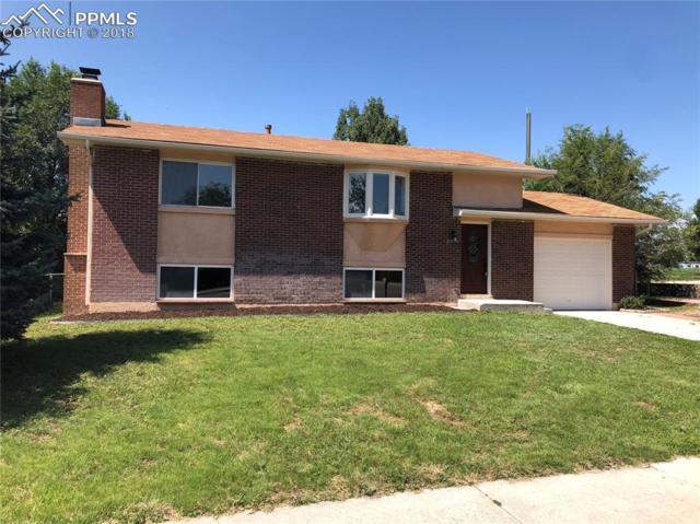 6850 Defoe Avenue, Colorado Springs, CO 80911 (#7812924) :: The Hunstiger Team