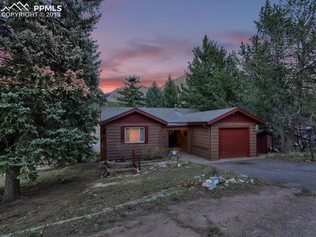 9040 Chipita Park Road, Cascade, CO 80809 (#7813364) :: Perfect Properties powered by HomeTrackR