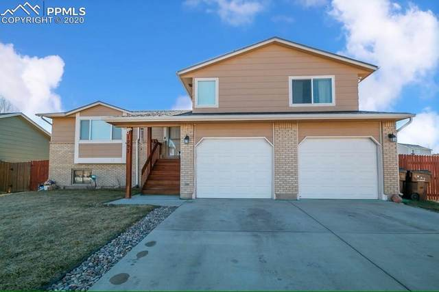 1297 Marsh Hawk Drive, Colorado Springs, CO 80911 (#7814225) :: The Kibler Group