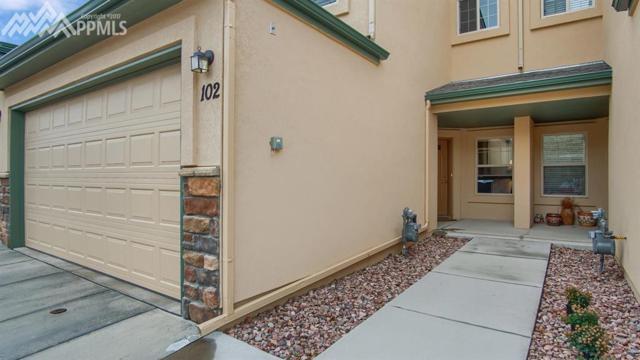 251 Eagle Summit Point #102, Colorado Springs, CO 80919 (#7814445) :: 8z Real Estate
