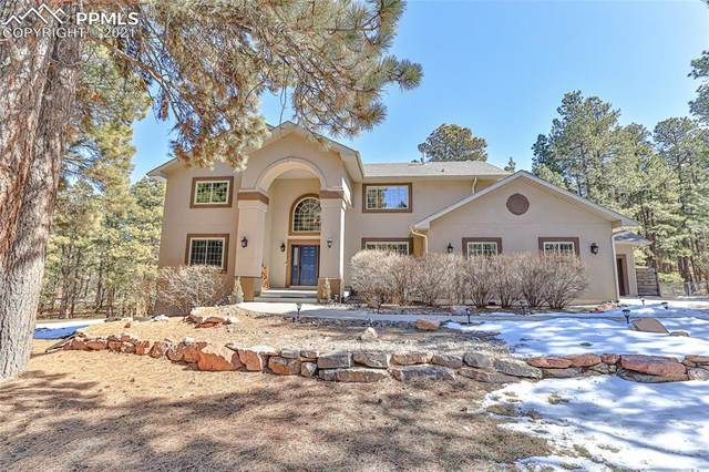 20051 W Elk Creek Drive, Colorado Springs, CO 80908 (#7814652) :: CC Signature Group