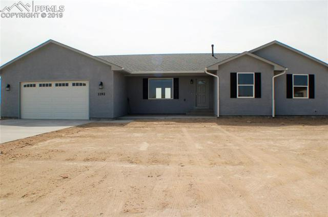 1646 E Silverwood Drive, Pueblo West, CO 81007 (#7814780) :: The Kibler Group