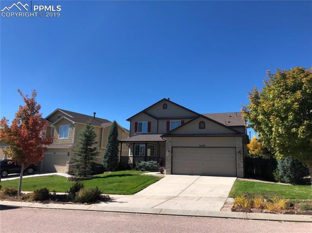 6278 Grand Mesa Drive, Colorado Springs, CO 80923 (#7815340) :: Action Team Realty
