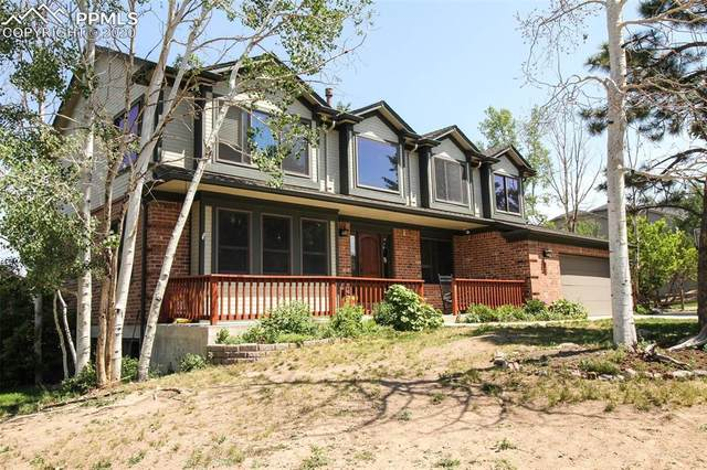 40 Rangely Drive, Colorado Springs, CO 80921 (#7815385) :: 8z Real Estate