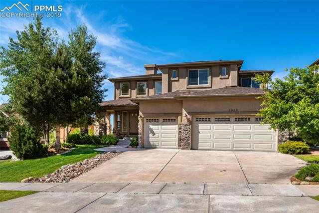 2333 Cinnabar Road, Colorado Springs, CO 80921 (#7815702) :: The Hunstiger Team
