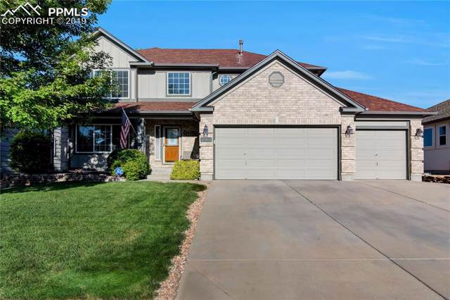 3430 Pony Tracks Drive, Colorado Springs, CO 80922 (#7817158) :: CC Signature Group